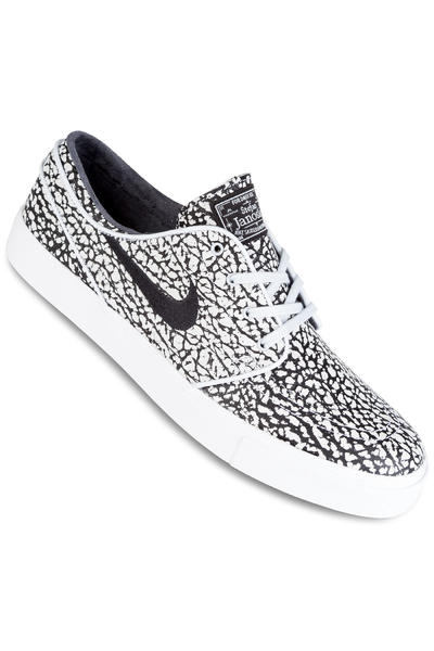 Nike SB Zoom Stefan Janoski Elite Shoe (pure platinum black)