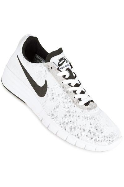 Nike SB Paul Rodriguez 9 R/R Schuh (white black)