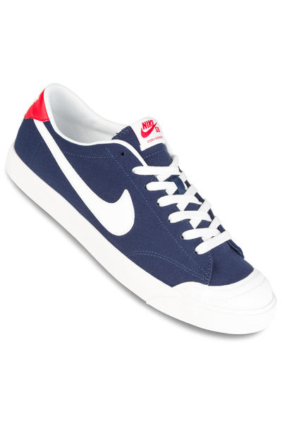 Nike SB Zoom All Court Cory Kennedy Schuh (midnight navy)