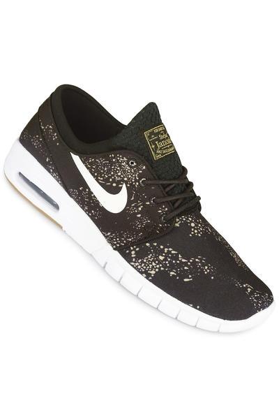 Nike SB Stefan Janoski Max Premium Shoe (black natural olive)