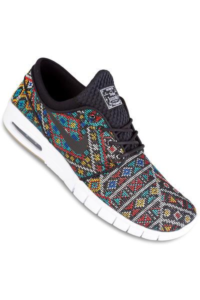Nike SB Stefan Janoski Max Premium Shoe (black black seat cover)