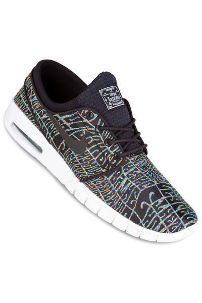 Nike SB Stefan Janoski Max Premium Trippin Schuh (black rainbow)