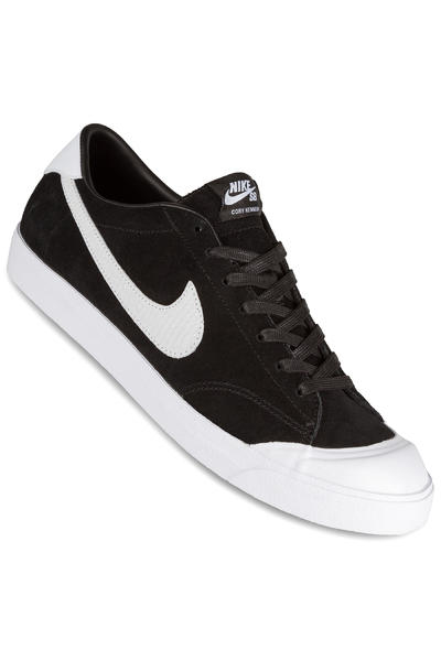 Nike SB Zoom All Court Cory Kennedy QS Schuh (black white)