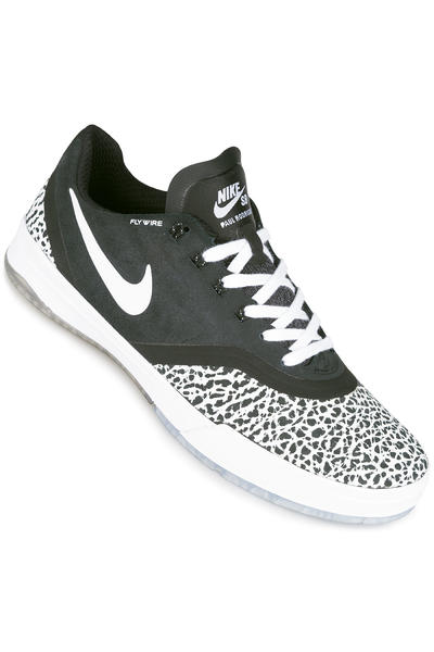 Nike SB Paul Rodriguez 9 Elite T Schuh (black white)