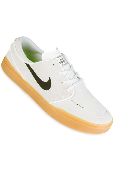 Nike SB Stefan Janoski Hyperfeel Shoe (summit white black)