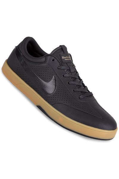 Nike SB Zoom Eric Koston SBxFB Schuh (black gum light brown)