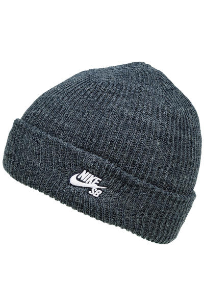 Nike SB Fisherman Beanie (obsidian heather)