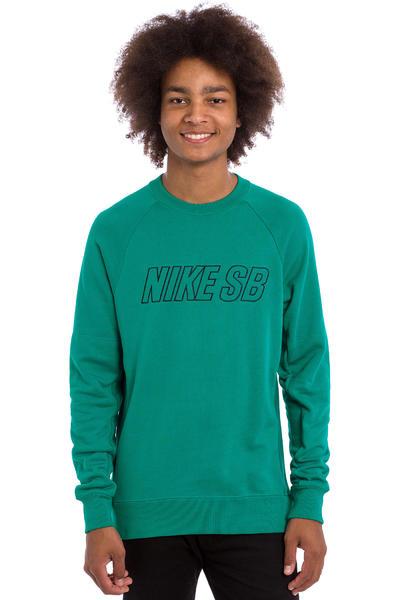 Nike SB Everett Reveal Sweatshirt (rio teal)
