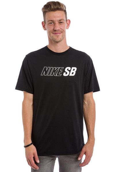 Nike SB Skyline Dri-FIT Cool T-Shirt (black black white)