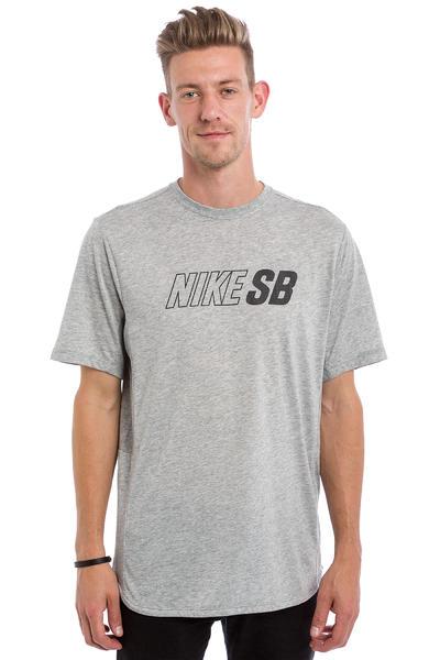 Nike SB Skyline Dri-FIT T-Shirt (dark grey heather black)