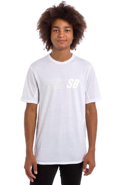 Nike SB Skyline Dri-FIT T-Shirt (white white white)