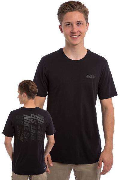 Nike SB Stack T-Shirt (black)