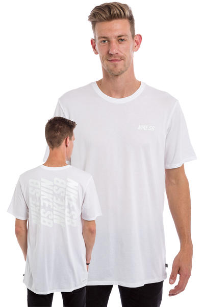 Nike SB Stack T-Shirt (white)