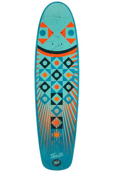 "MOB Skateboards Tackle 8.25"" Deck (multi)"