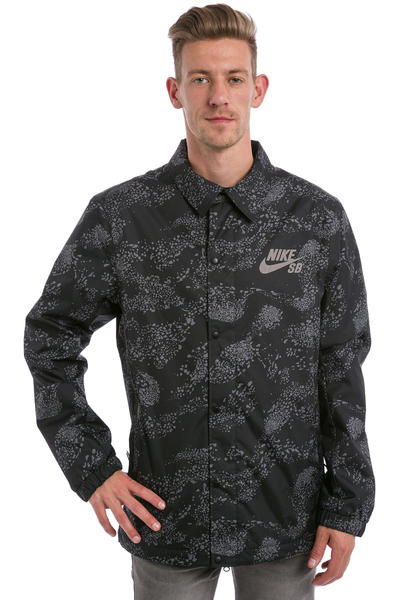 Nike SB Assistant Coaches Jacket (black anthracite)