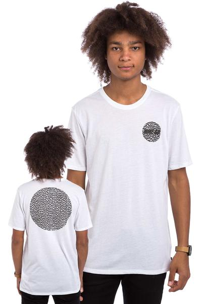 Nike SB S+ Cracked Asphalt T-Shirt (white)