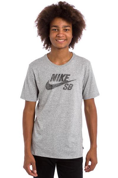 Nike SB Icon Dots Camiseta (dark grey heather)