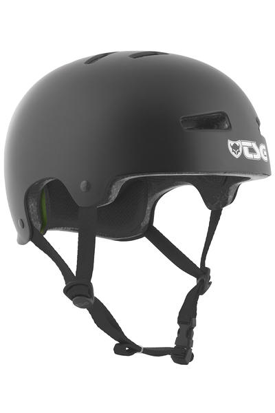 TSG Evolution-Solid-Colors Helm (satin black)