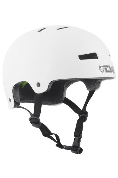 TSG Evolution-Solid-Colors Helmet kids (injected white)