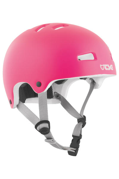 TSG Nipper Mini Solid Color Helm kids (satin himbeereis)