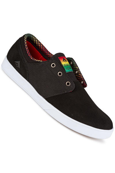 Emerica The Figueroa Schuh (black yellow black)