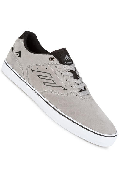 Emerica The Reynolds Low Vulc Schuh (grey black)