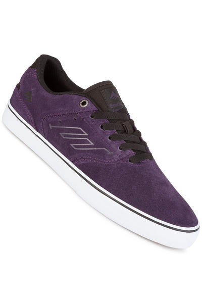 Emerica The Reynolds Low Vulc Schuh (purple white)