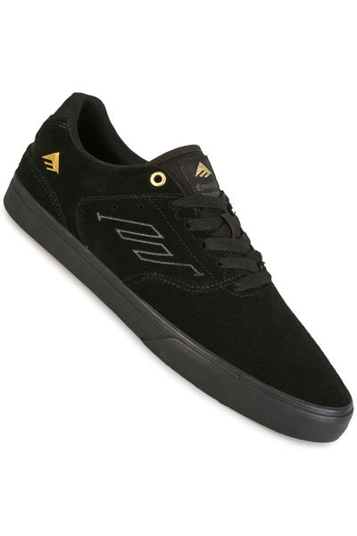 Emerica The Reynolds Low Vulc Chaussure (black gold)
