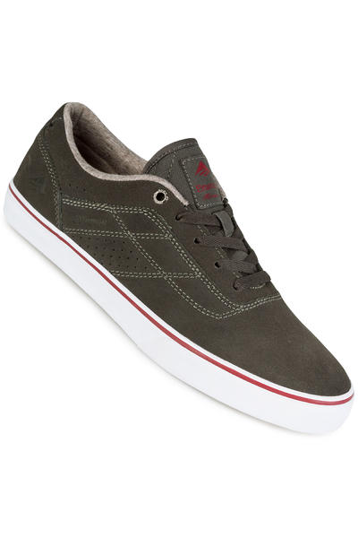 Emerica The Herman G6 Vulc Schuh (dark grey red white)