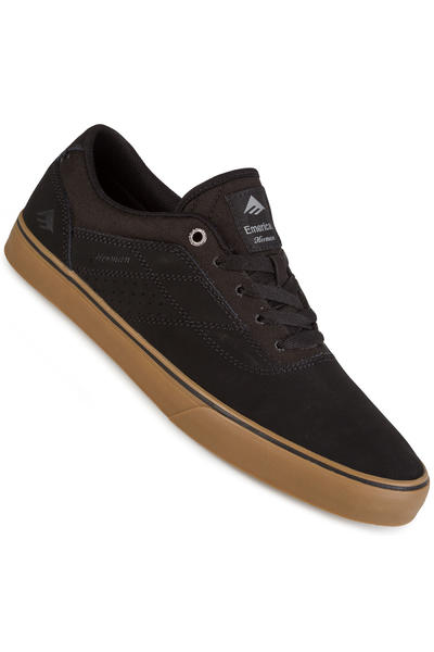 Emerica The Herman G6 Vulc Schuh (black black gum)