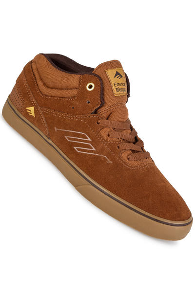 Emerica The Westgate Mid Vulc Schuh (brown gum)
