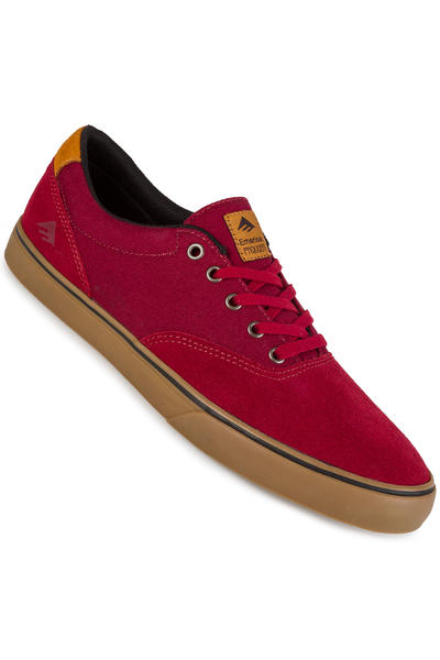 Emerica The Provost Slim Vulc Schuh (burgundy gum)