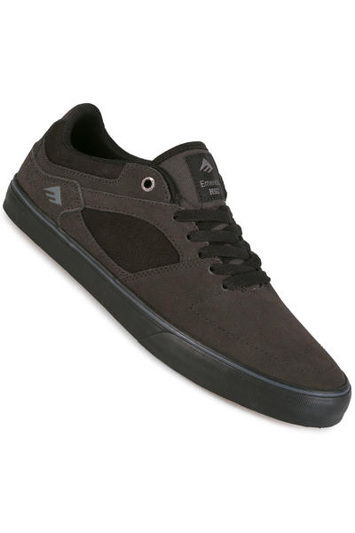 Emerica The HSU Low Vulc Schuh (dark grey black)