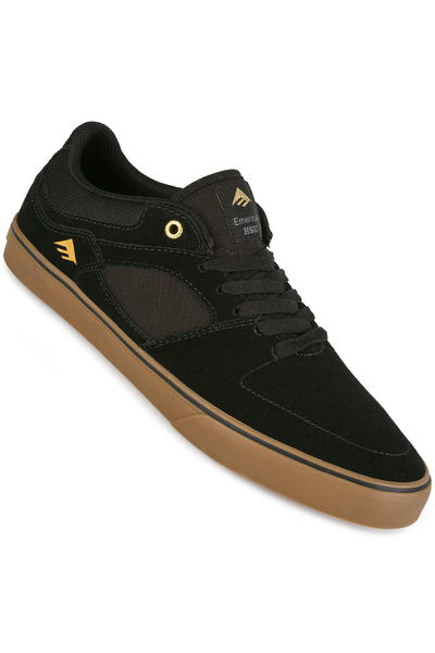Emerica The HSU Low Vulc Schuh (black gum)
