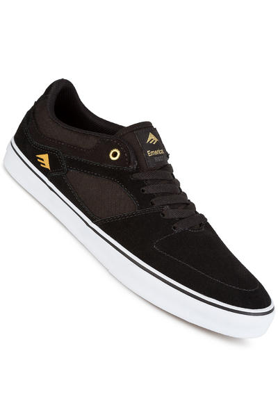 Emerica The HSU Low Vulc Schuh (black white)