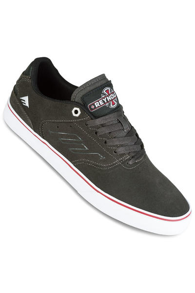 Emerica x Independent The Reynolds Low Vulc Shoe (dark grey)