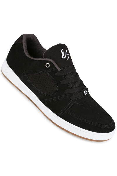 éS Accel Slim Shoe (black white)