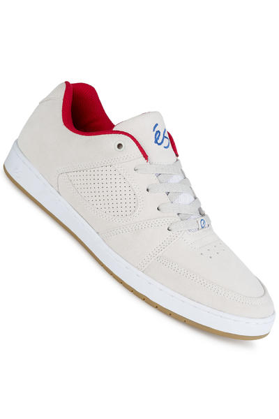 éS Accel Slim Shoe (white red)