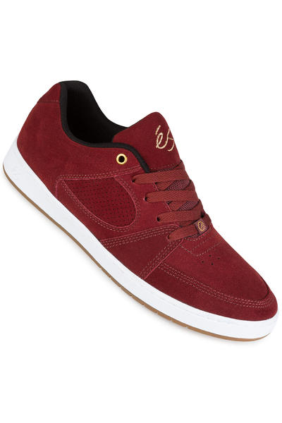 éS Accel Slim Shoe (burgundy)