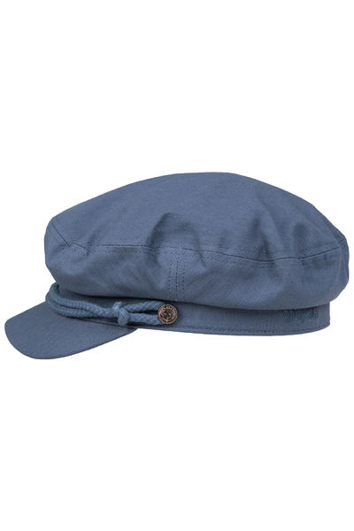 Brixton Fiddler Hut (washed navy)
