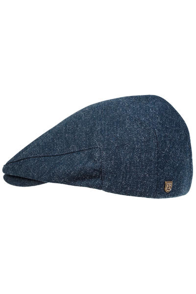 Brixton Hooligan Hat (mixed navy)