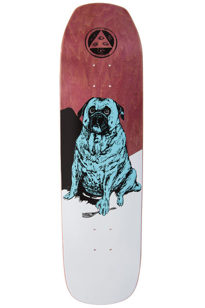 "Welcome Common Goblin 8.6"" Deck (white blue)"