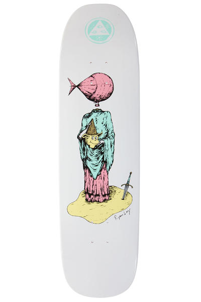 "Welcome Lay Light-Headed 8.6"" Deck (white)"