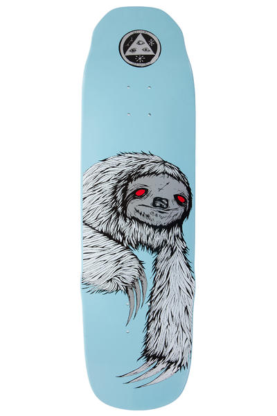 "Welcome Sloth II 9"" Tabla (blue)"