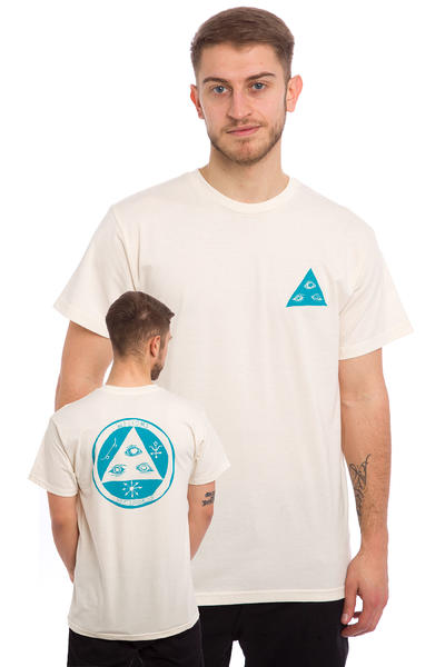 Welcome Talisman T-Shirt (natural teal)