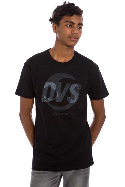 DVS Circle T-Shirt (black)