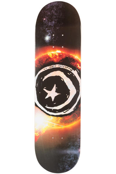 "Foundation Star & Moon Sun Flare 8.25"" Deck (multi)"