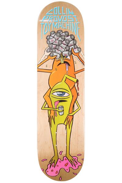 "Toy Machine Provost Beer Guzzler 8.125"" Planche Skate (multi)"