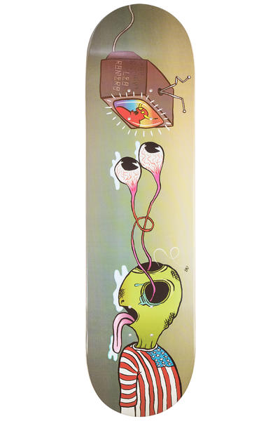 """Toy Machine Romero Buggin' Out 8.25"""" Planche Skate (multi)"""
