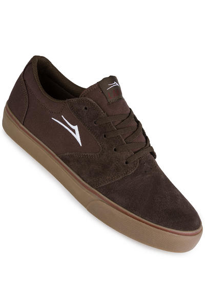 Lakai Fura Suede Shoe (brown gum)